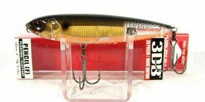 4505 Yo Zuri Duel 3DB Pencil 100 mm Floating Lure R1100-PSH
