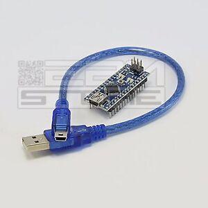 ARDUINO-NANO-V3-0-con-cavo-USB-ATmega328-COMPATIBILE-CH340-ART-CV02