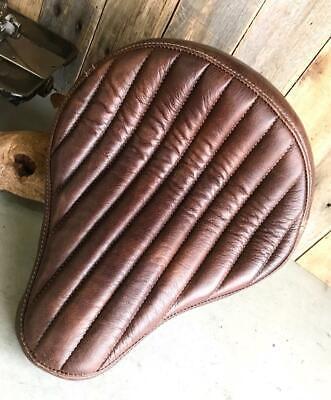 ANT BROWN SEAT CHOPPER HARLEY SPORTSTER BOBBER FRAME