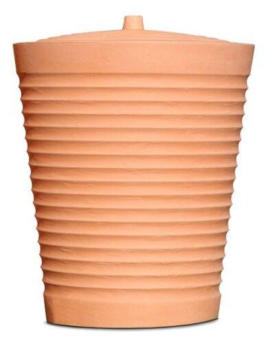 Regenwassertonne Trentino 275 Liter terracotta