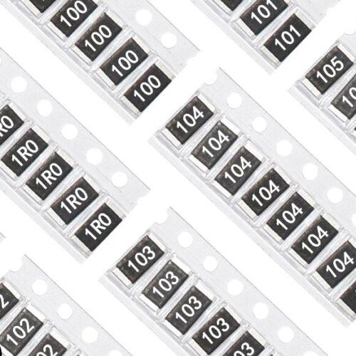 5mm×2.5mm NEW 5025 20PCS 4.7K ohm Ω 472 3//4W 5/% SMD Chip Resistor 2010