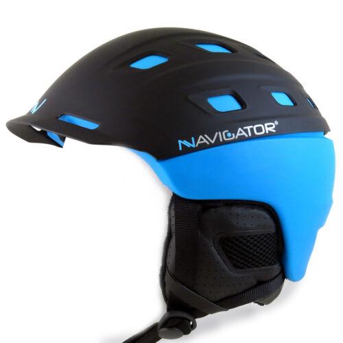einstellbar XS-XL NAVIGATOR PARROT Skihelm Snowboardhelm div Farben