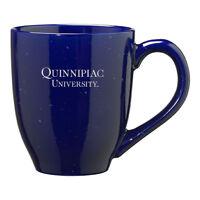Quinnipiac University - 16-ounce Ceramic Coffee Mug - Blue