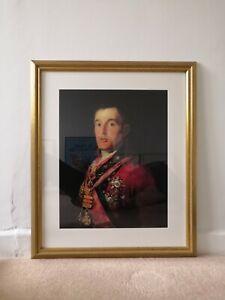 Duke-Of-Wellington-Portrait-Print-Framed-Dr-No-James-Bond