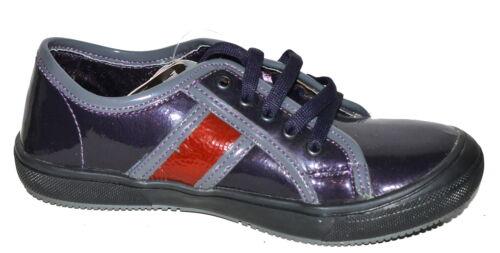 Petites Violet Cuir Verni Filles Chaussures nwob Nwb Brindille 5wHXq4txI