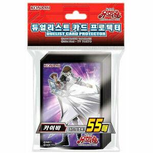 Yu-Gi-Oh-Yu-Gi-Oh-Duelist-Card-Sleeves-55pcs-Seto-Kaiba-korea-ver