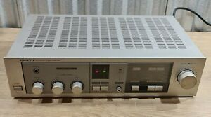 Onkyo-a-22-Vintage-Stereo-Vollverstaerker-1983-84-Retro-Hifi