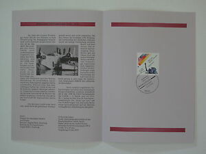 (99j17) Bund Erinnerungsblatt 1999 mit ESST Mi.Nr. 2048 Berlin Blockade