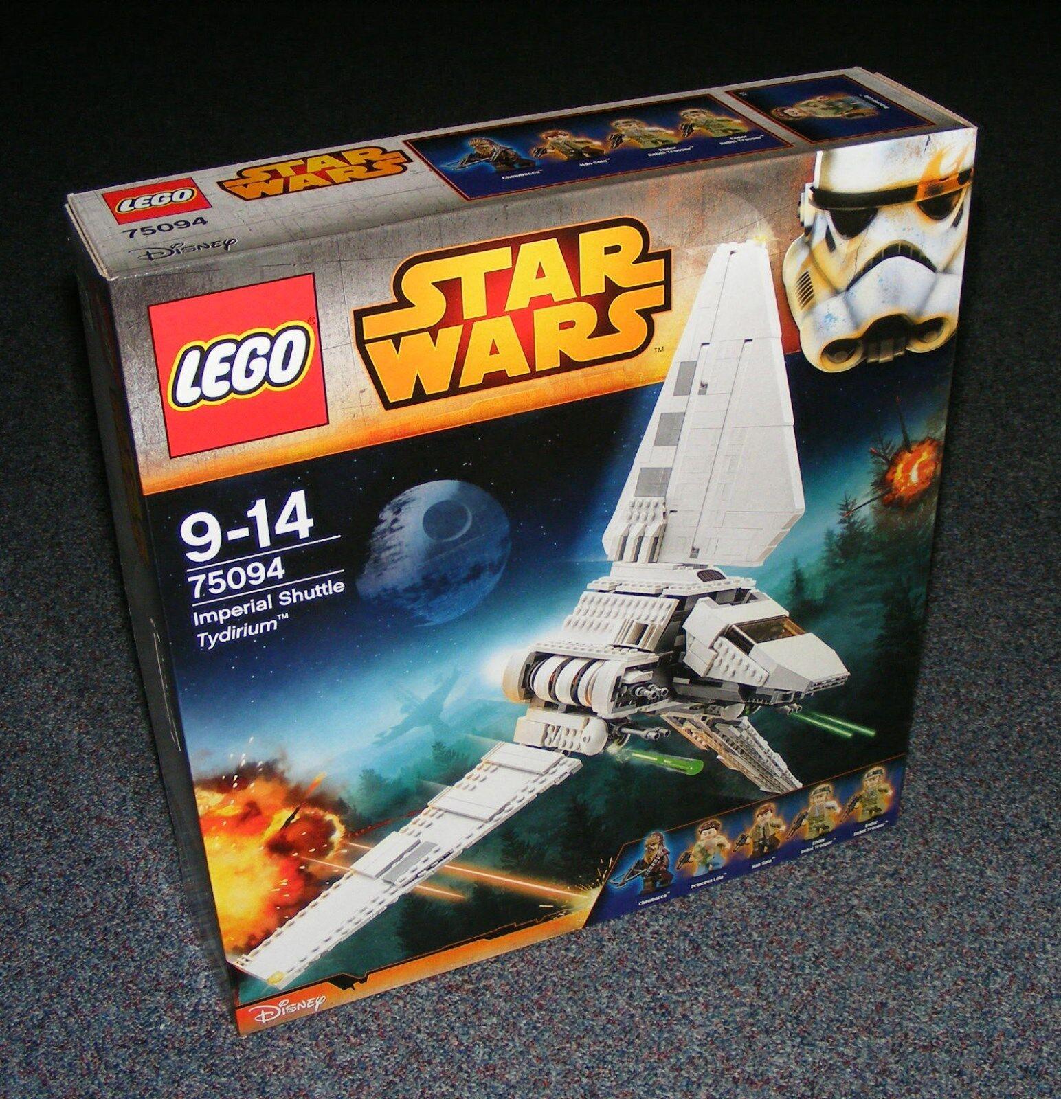 STAR WARS LEGO 75094 IMPERIAL SHUTTLE TYDIRIUM BRAND NEW BNIB