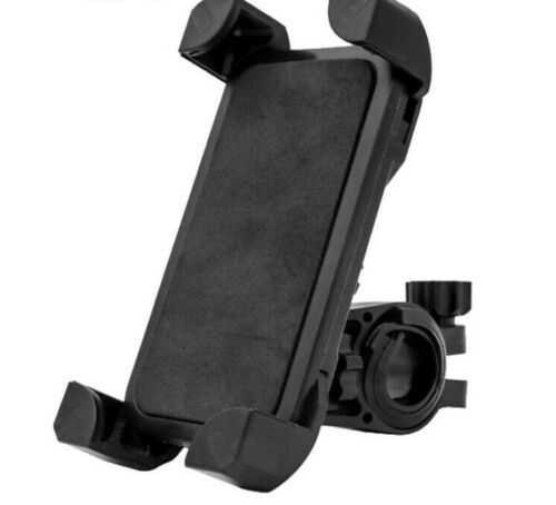 360° Handy Halterung Fahrrad Smartphone Halter Bike Holder Iphone Samsung Lenker