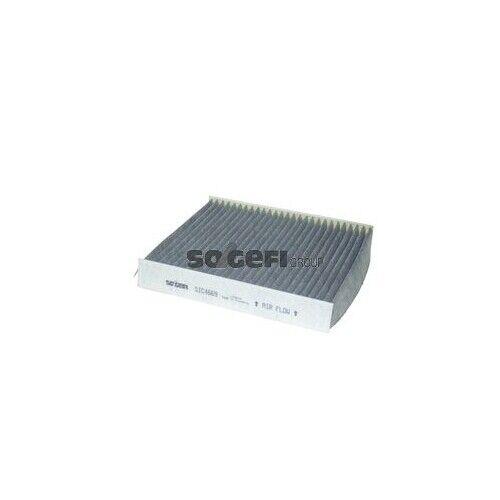 Innenraumluft CoopersFiaam PCK8374 passend für NISSAN RENAULT 1 Filter