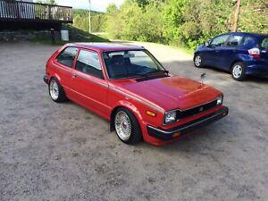 Civic 1982