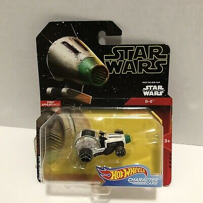 Hot Wheels Star Wars Character Cars D O From The Rise Of Skywalker Ebay