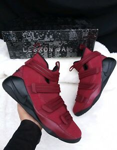 dd92099854b6e 6.5 YOUTH Nike Lebron James Soldier XI team red 918369 002 ...