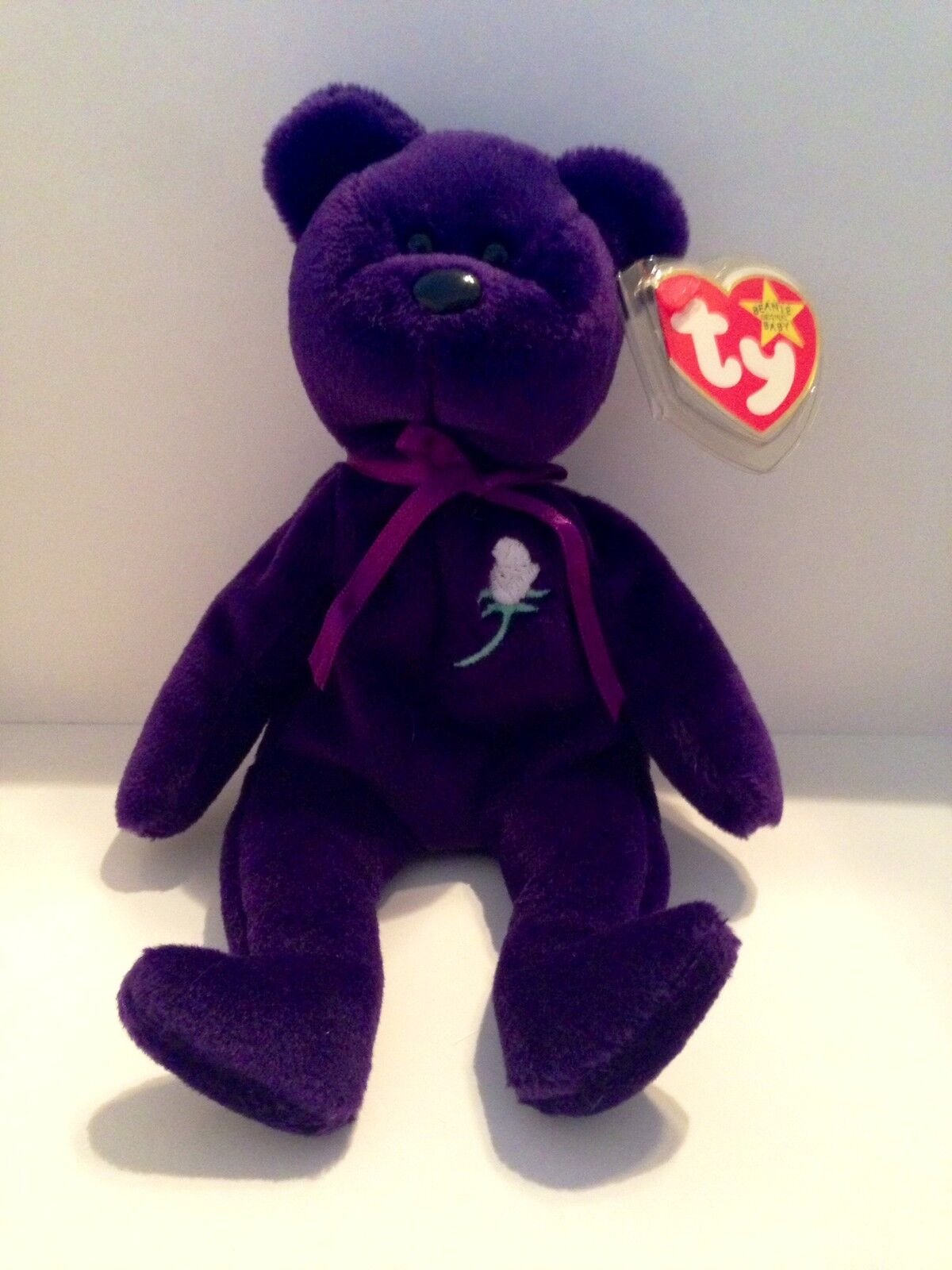 Princess Diana TY Beanie Baby NEW Retired MINT Condition