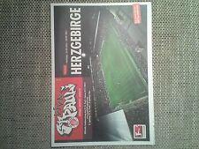 Programm FC St.Pauli - FC Erzgebirge Aue 11/12