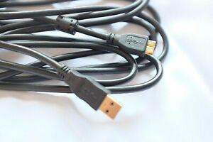 Leica 16071 Genuine USB 3.0 Micro cavo di tipo B Leica SL