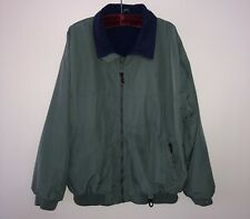 White Sierra Mens Mountain II Jacket X-Large F2208M Shield Blue