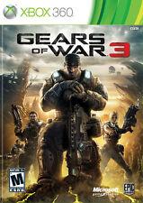 ELDORADODUJEU >>> GEARS OF WAR 3 Pour XBOX 360 NEUF VF