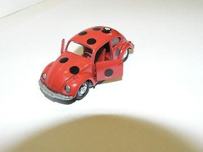 Cars Schuco Model Vw Beetle 1:66 No Toys, Hobbies 818 Savings Bank Promo Diversified In Packaging