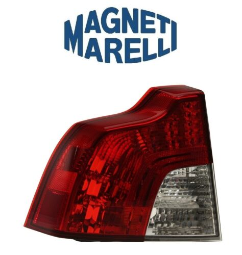 For Volvo S40 08-11 Taillight Driver Left Tail Light Lens Assy Magneti Marelli