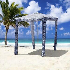 Portable-Beach-Cabana-Tent-Sun-Shelter-180cm-UPF50-Carry-Bag-Park-Outdoor