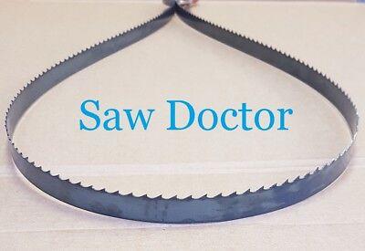 1400 mm x 1//4 Wide 18 Tpi 6mm Wood Cutting Bandsaw Blades 1//4