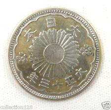 JAPAN Silver Coin 50 Sen TAISHO 13 Year (A.D.1924)