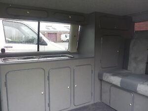 Vw Volkswagen T4 T5 Transporter Camper Interior Furniture