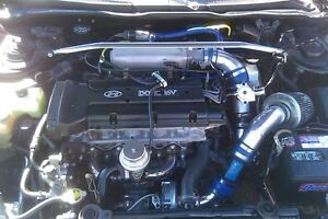 Image Is Loading New 485hp Turbo Kit Turbocharger Package 2 0l