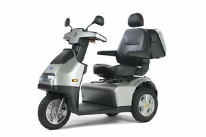 NEW** TGA Breeze S3, 3 Wheeled Road Legal 8mph Mobility Scooter! 2020 Model!