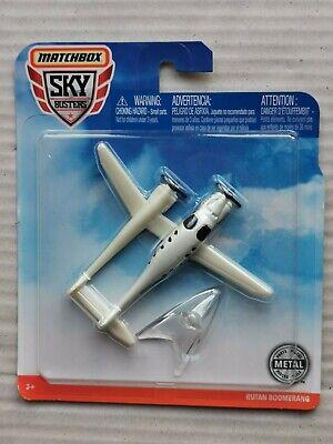 2019 Matchbox SKYBUSTERS SB Northrop Grumman B-2 Stealth Fighter Bomber Jet MOC