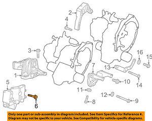 Fine Fiat Oem 12 13 500 Engine Motor Transmission Mount Bracket Bolt Wiring Cloud Nuvitbieswglorg