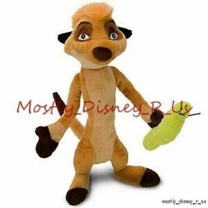 New-Disney-Store-Exclusive-The-Lion-King-Timon-Meerkat-12-034-Plush-Toy-Doll