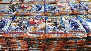 Pokemon-TCG-Sun-amp-Moon-Burning-Shadows-Booster-Pack-1-PACK-PER-ORDER