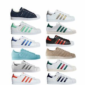 Adidas-Originals-Superstar-Zapatilla-Deportiva-para-Hombres-de-Deporte-Casuales