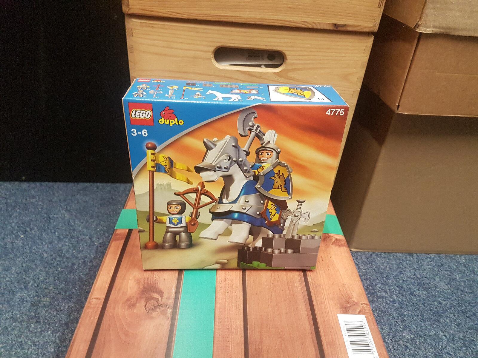 LEGO Duplo Ritter und Knappe (4775)