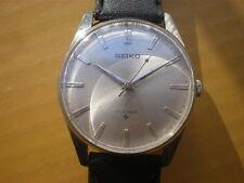 Herrenuhr SEIKO 17 Jewels,Handaufzug,66 0010,1964's,JAPAN
