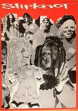 SLIPKNOT  PROMO  -- orig.Poster - Plakat A1 xx