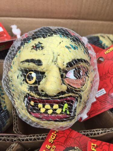 Kidrobot Madballs Foam Leatherface Horrorballs Series