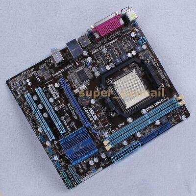 ASUS M4N68T-M motherboard Socket AM3 DDR3 NVIDIA Geforce 7025 100/% working