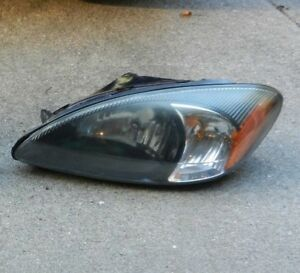 Image Is Loading 2003 Left Replacement Headlight Oem Ford Taurus Centennial