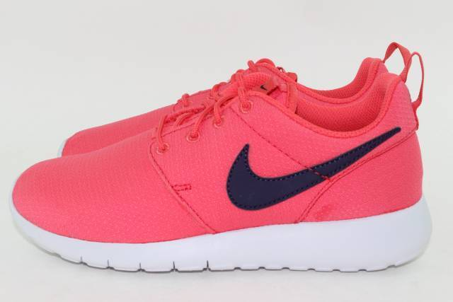 ROSHE ONE EMBER GLOW YOUTH SIZE 6.0 SAME AS WOMAN 7.5 NEW STYLISH PURPLE DYNASTY