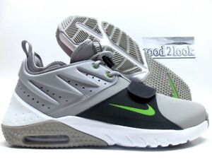 NIKE AIR MAX TRAINER 1 LEATHER MEDIUM GREY/CHLOROPHYLL SZ MEN'S 13 [AO5376-002]