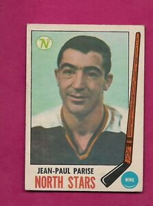 1969-70-OPC-127-STARS-JP-PARISE-GOOD-CARD-INV-4948