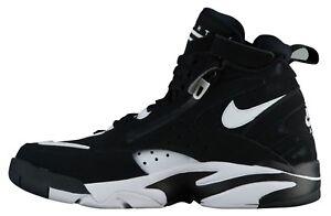6a7c5a420033eb Nike Air Maestro II LTD   AH8511 001 Black White Men SZ 7.5 - 13