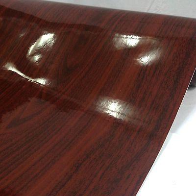 Choose Your Size Gloss Wood Grain GW7123 Wood Grain adhesives Vinyl