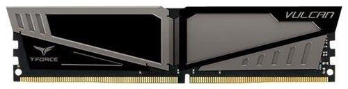 Team Vulcan 8GB DDR4 2400 C14 grau-schwarz (Arbeitsspeicher)