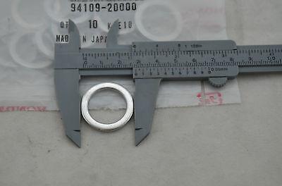 20MM 94109-20000 Genuine Honda Washer Drain