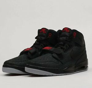 bf314bfe5591bb Air Jordan Legacy 312 Black Elephant Print AV3922-006 Basketball ...